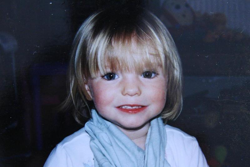 Madeleine McCann went missing aged three on holiday in Portugal with her parents: Getty Images