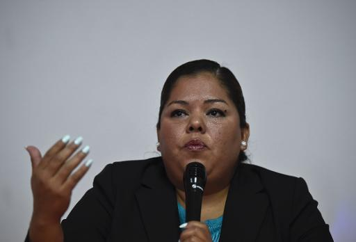 A Mexico judge has cleared a woman tortured into false charges. Photo: AFP