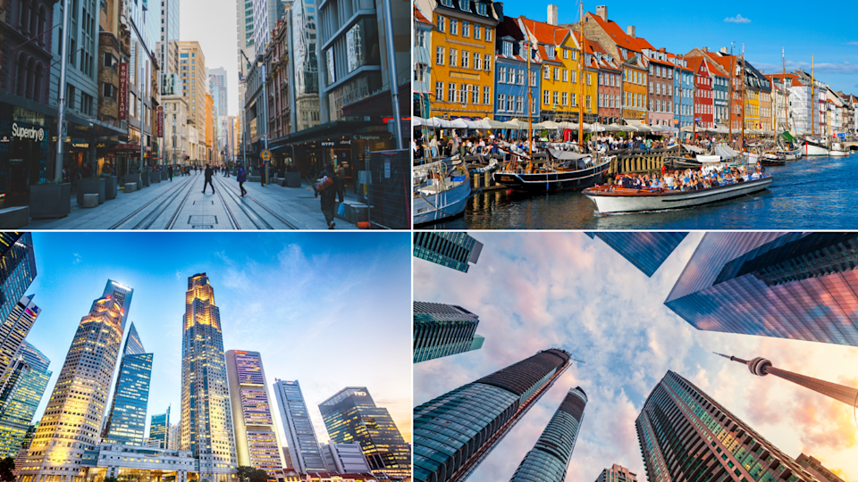 World's safest cities for 2021 revealed, and Australia makes the list TWICE. Source: Getty