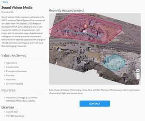 DroneDeploy Launches Drone Service Provider Directory to Help Businesses Ramp Drone Operations