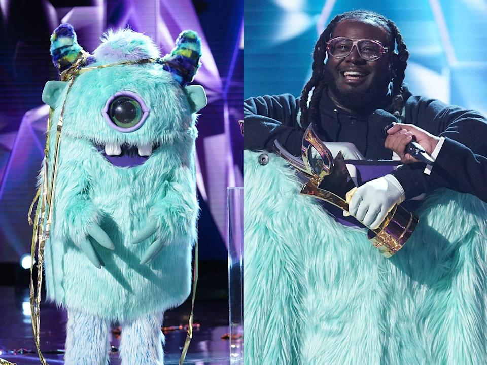 t pain the masked singer