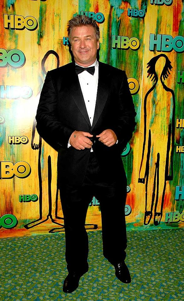 """30 Rock"" star Alec Baldwin won an Emmy and released a book all in the same week! The actor's new memoir, ""A Promise to Ourselves,"" focuses on his devastating divorce and child custody battle. Mark Sullivan/<a href=""http://www.wireimage.com"" target=""new"">WireImage.com</a> - September 16, 2008"