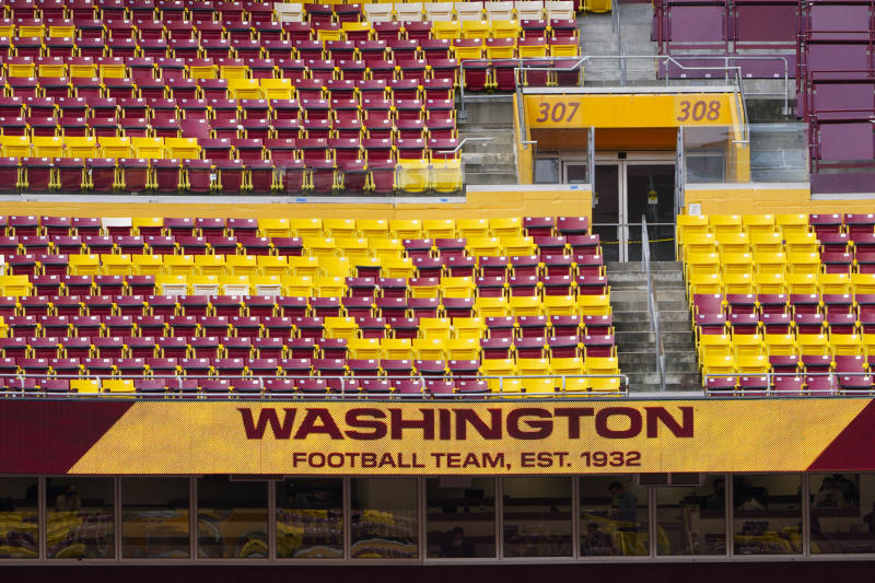 Attending games at FedEx Field could come soon for Washington fans