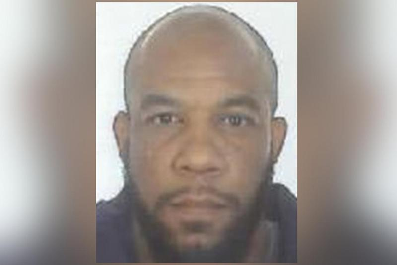 Attacker: Khalid Masood previously lived in Birmingham (Metropolitan Police)