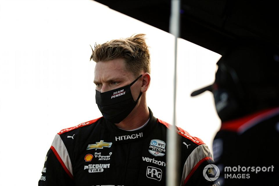 "Josef Newgarden, Team Penske Chevrolet<span class=""copyright"">Michael L. Levitt LAT Photo USA</span>"