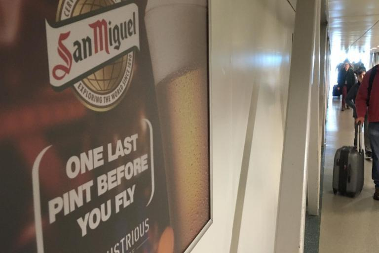 Ryanair tops list of airlines disrupted by drunken passengers, survey finds