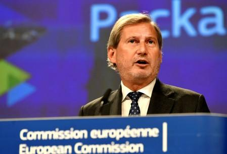 Austria confirms it wants Hahn to remain its European commissioner