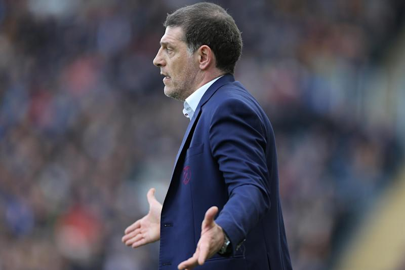 Safe: The board remain supportive of Bilic: Getty Images