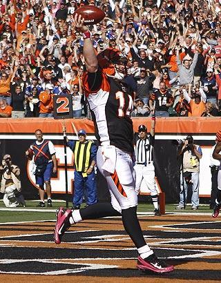 Andy Dalton earned his first NFL comeback win in Week 4, when the Bengals defeated the Bills