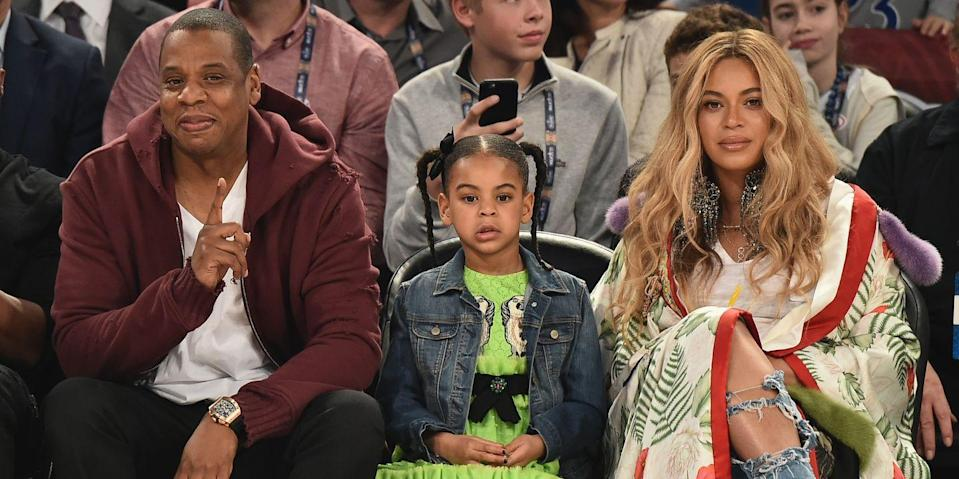 """Beyoncé Is Ready to """"Slow Down"""" and """"Cherish"""" Time with Her Family"""