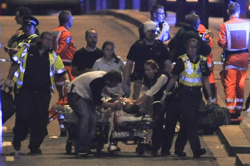 Ce que l'on sait — Attentat de Londres