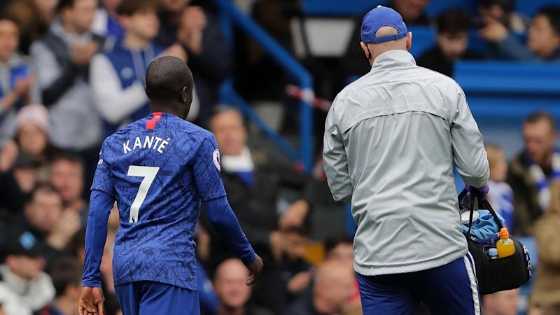 'I don't blame Sarri for my hamstring injury' - Kante defends manager despite Italian's admission