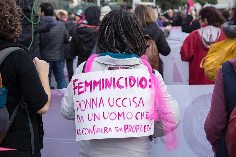 Violenza, 135 donne uccise nel 2018