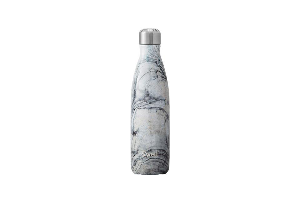 """<p>Whether it's for a gym junkie or someone on the hunt for a desktop accessory, the S'well water bottle is certainly a cool way to remember to drink more water. <em><a href=""""https://www.johnlewis.com/s%27well-sandstone-16oz-drinking-bottle-grey-multi-500ml/p3689600?sku=237530664&s_kwcid=2dx92700038680669965&tmad=c&tmcampid=2&gclid=CjwKCAiAiarfBRASEiwAw1tYv4N_lHqwVraR6R_Xfj0uoeHnHJjEfpuethYIYdfeVcONG3FLJoTDiRoCgMIQAvD_BwE&gclsrc=aw.ds"""" rel=""""nofollow noopener"""" target=""""_blank"""" data-ylk=""""slk:John Lewis"""" class=""""link rapid-noclick-resp"""">John Lewis</a>, £35</em> </p>"""