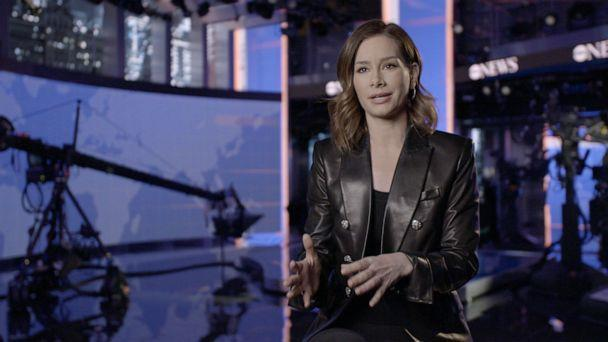 PHOTO: ABC News' Chief Business, Technology and Economics Correspondent Rebecca Jarvis delves into the GameStop saga in a new ABC News Originals documentary 'GameStopped.' (ABC News)