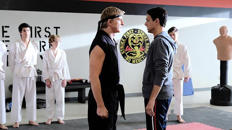 Cobra Kai on Netflix