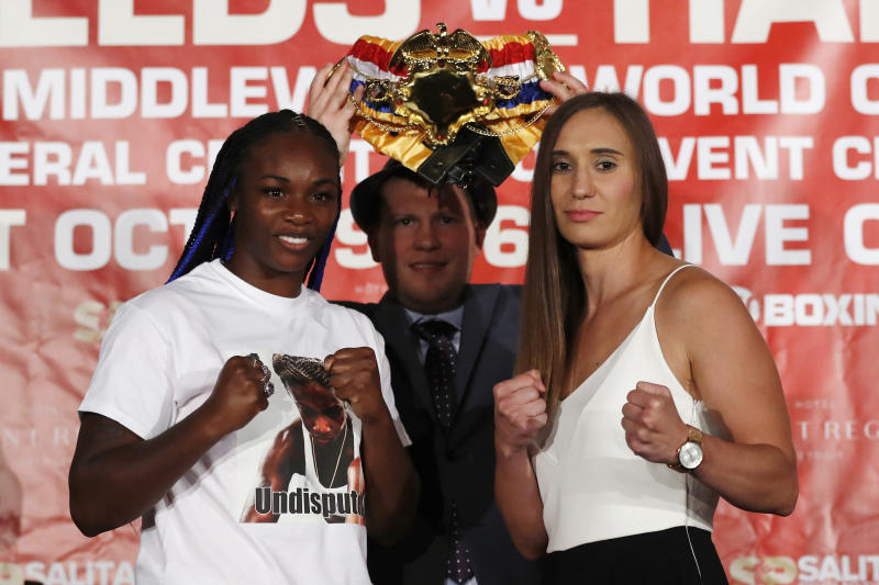 Gold medalist Shields goes for title in 3rd weight class