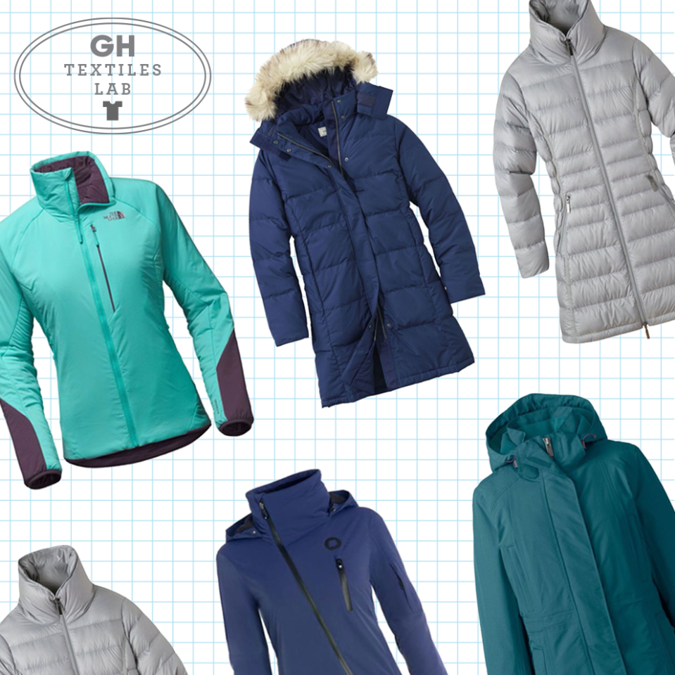 "<p>A good winter coat should keep you toasty and dry without making you look like a marshmallow. The <a href=""http://www.goodhousekeeping.com/institute/about-the-institute/"" target=""_blank"">Good Housekeeping Institute</a> Textiles Lab researched tons of <a href=""https://www.goodhousekeeping.com/home-products/comforter-reviews/g2184/best-down-comforters-reviews/"" target=""_blank"">down</a>, <a href=""https://www.goodhousekeeping.com/clothing/g28397074/best-wool-socks/"" target=""_blank"">wool</a>, and <a href=""https://www.goodhousekeeping.com/health-products/g4042/best-workout-leggings/"" target=""_blank"">active</a> coats to find the ones with top-quality performance and design. Our picks offer a range of styles, price points, size offerings and activity levels, so you can buy one that <em>lasts</em>. Here's what you should consider before you get shopping: </p><h3 class=""body-h3"">What is the warmest winter coat?</h3><p><strong></strong><strong>Down </strong>(which comes from ducks or geese) is the best insulator<strong> </strong>for winter coats because the clusters trap heat. For less expensive picks, look for down and feather blends or <a href=""https://www.goodhousekeeping.com/home-products/comforter-reviews/g2145/down-alternative-comforter/"" target=""_blank"">down-alternative</a> (which is made of synthetic fibers, so it's not as lofty or warm).</p><p>When shopping, you'll want to<strong> </strong>check the <a href=""https://www.goodhousekeeping.com/home-products/comforter-reviews/a25003/comforter-buying-guide/"" target=""_blank"">fill power</a> of the down: The higher the number, the more space the down takes up and the warmer it will be.<strong> </strong>We recommend shopping for winter jackets that have a fill power of 550 or higher. Many brands also now use responsibly-sourced down to ensure the birds are not force-fed or live-plucked. If you want a guarantee, look for certifications, such as the Responsible Down Standard.</p><h3 class=""body-h3"">What is the most stylish winter coat?</h3><p>For a sleek and stylish look, consider a<strong> wool jacket</strong>. 100% wool will be warmest, but one with at least 60% wool will also keep you cozy. Look for nylon in the blends — they're strong and will help with the coats last for years — but avoid coats with fabric that has over three fibers blended together. The more fibers in the blend, the more prone the fabric is to pilling.</p><p>If you're looking for extra warmth, pay attention to the design: double-breasted and longer styles that button up all the way to the neck are ideal. One more thing to note: You'll have to dry clean these styles, as most wool coats are not machine washable. </p><h3 class=""body-h3"">What is the best performance winter coat?</h3><p>If you're hiking, sledding, or skiing this winter, you'll need an <strong>active coat</strong> for your outdoor adventures. Construction is crucial — these coats are subjected to extreme weather and wear and tear. Nylon is often the most durable, but you can find good quality jackets made of polyester as well.</p><p>Look for styles that are lightweight, breathable, and not too long if you plan to be moving around a lot, and consider coats that have added insulation if you think you'll need one that's super warm. The coat should also have flat, sealed seams to keep water out and design details that block cold air, such as drawstrings to cinch or a flap over the zipper. </p><p>Below are the <strong>best, most stylish, and warmest winter coats you can buy:</strong><strong></strong></p>"