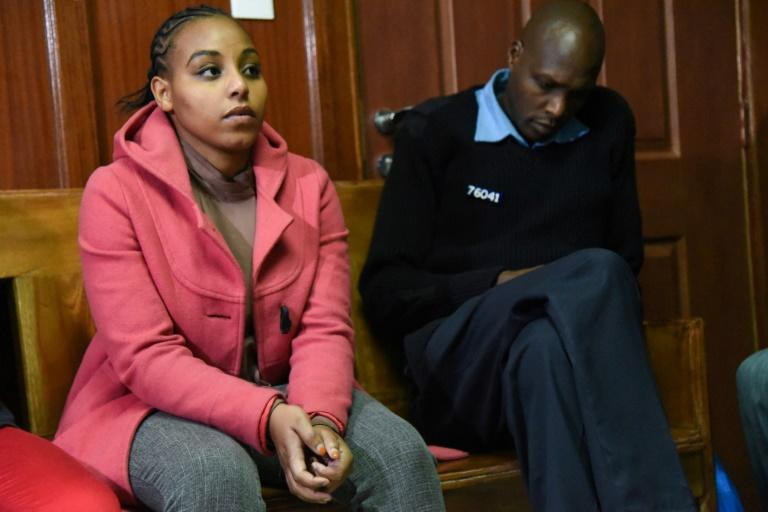 Ruth Kamande, charged with killing her partner in 2015, awaits sentencing in a Nairobi court on Thursday