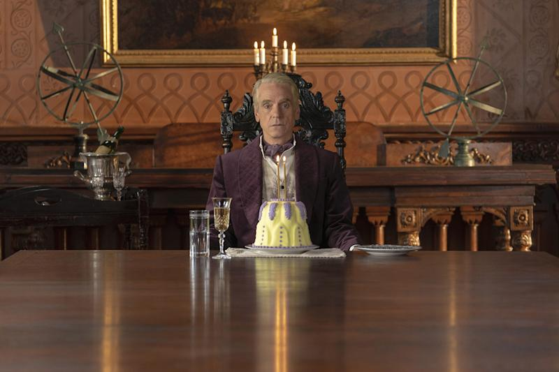 "Jeremy Irons stars as original ""Watchmen"" character Adrian Veidt in the new HBO series."