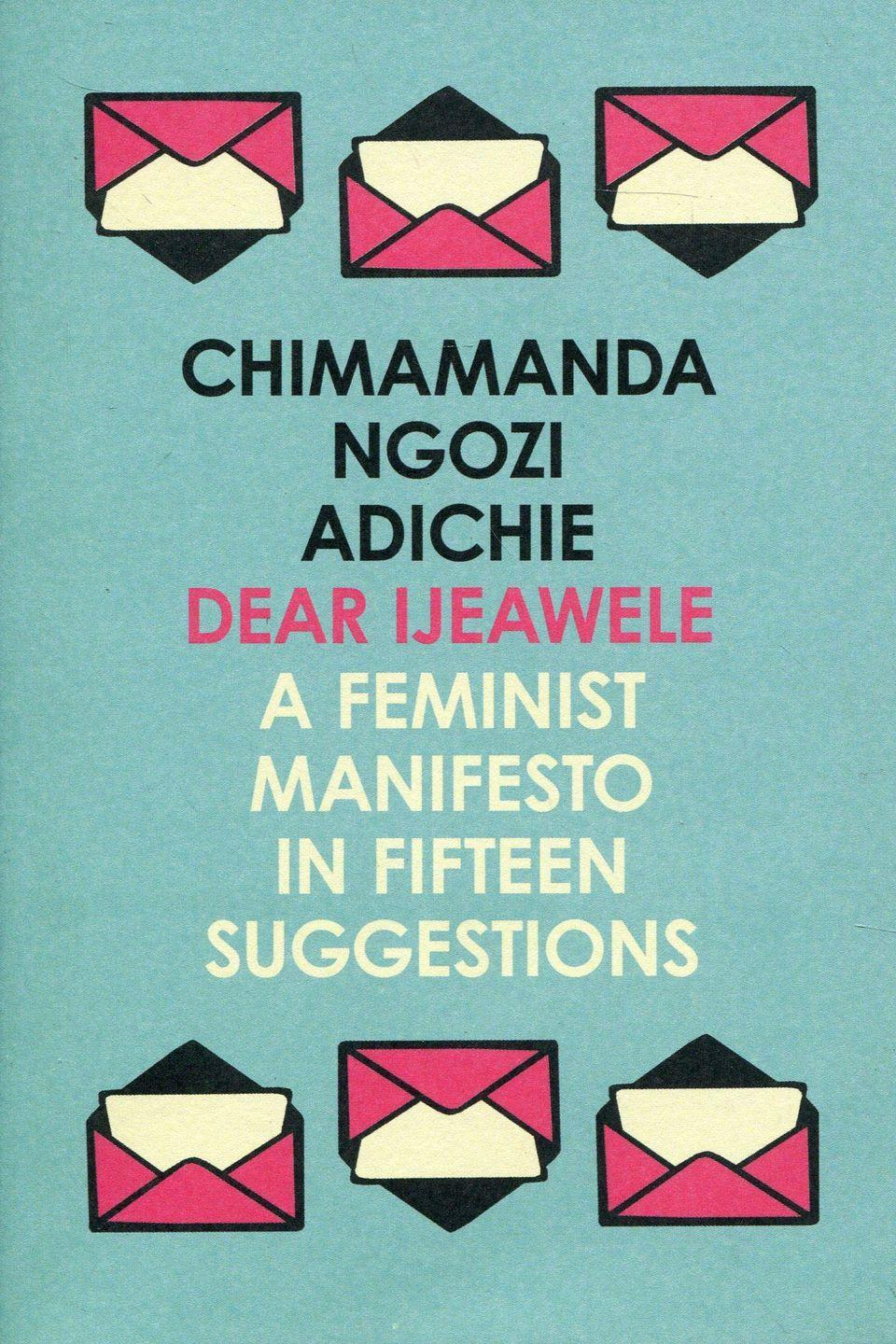 """<p><a class=""""link rapid-noclick-resp"""" href=""""https://www.amazon.co.uk/Ijeawele-Feminist-Manifesto-Fifteen-Suggestions/dp/0008241031?tag=hearstuk-yahoo-21&ascsubtag=%5Bartid%7C1927.g.35935432%5Bsrc%7Cyahoo-uk"""" rel=""""nofollow noopener"""" target=""""_blank"""" data-ylk=""""slk:SHOP NOW"""">SHOP NOW </a></p><p>We Should All Be Feminists is arguably Chimamanda Ngozi Adichie's famous writing on feminism, but Dear Ijeawele is just as noteworthy. Created as a letter to a friend who asked for help on how to raise her daughter as a feminist, the book comprises 15 practical pieces of advice. Adichie's forthright, sage and warm voice shines bright throughout as she gets to the heart of what it means to be a woman today. </p>"""