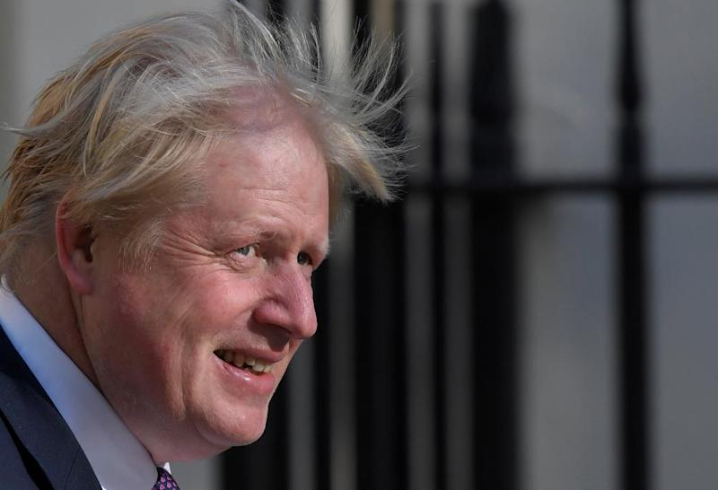 Villain of the piece ... Boris Johnson.