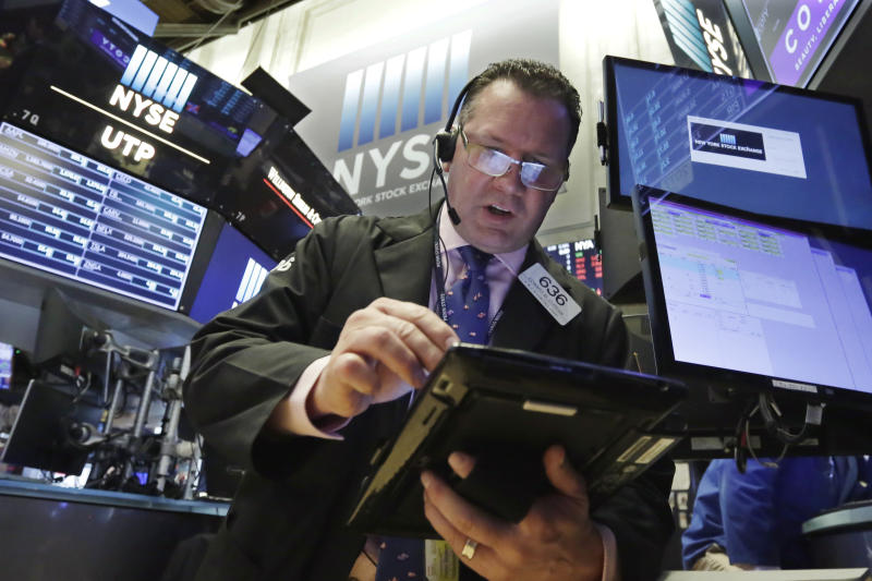 US stock indexes cap choppy trading week with a mixed finish