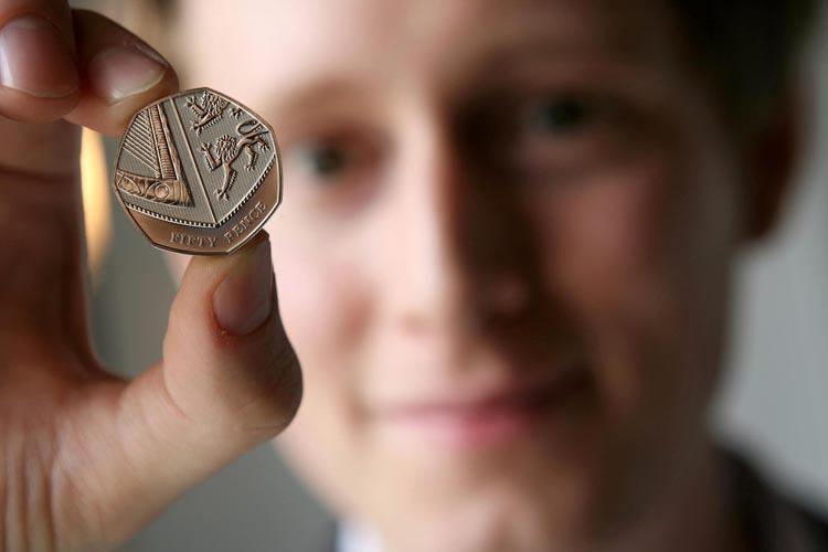 It's worth checking if you have a rare 50p: Teri Pengilley