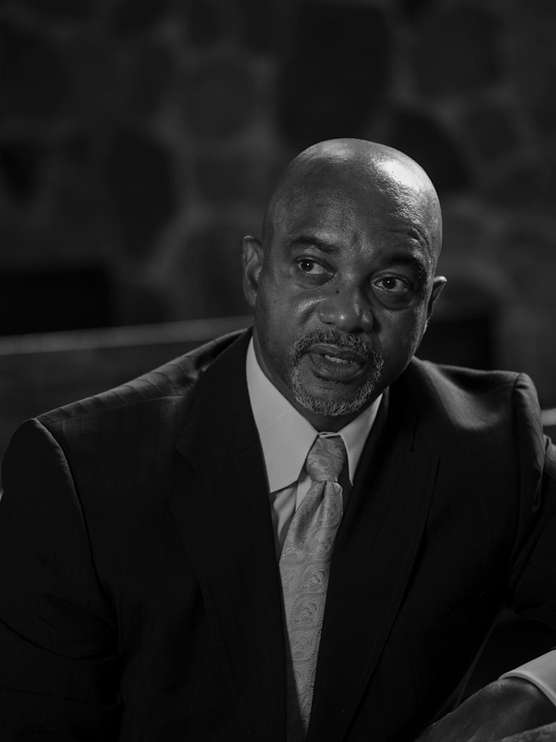 "The Rev. Jerry McAfee relies on former and active Minneapolis gang members to stop violence. ""All most people know is this: if you've got some issues going on in the community, you normally call that group, and somebody in there can get order, within the community."" 