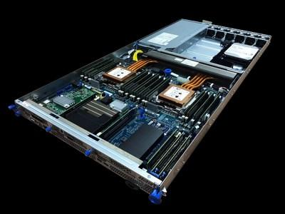 Microsoft's Project Olympus server with Marvell's ThunderX2® Arm64 processor