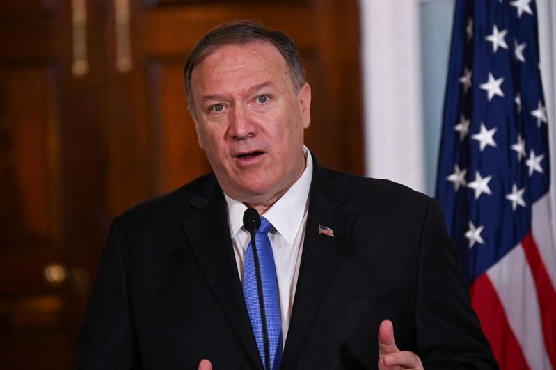 China renews attack on Pompeo, says Communist Party criticism 'dangerous'