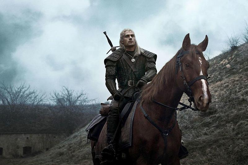 Here's your first look at Roach in Netflix's The Witcher series