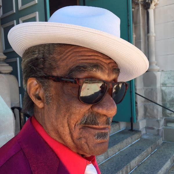 Andre Williams, who co-wrote 'Shake A Tail Feather,' dies