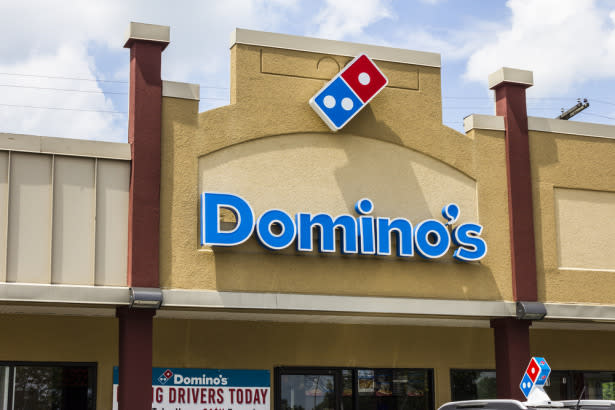 Domino's Pizza Price Target Raised to $422 by Morgan Stanley; Carryout Market Represents Incremental Growth