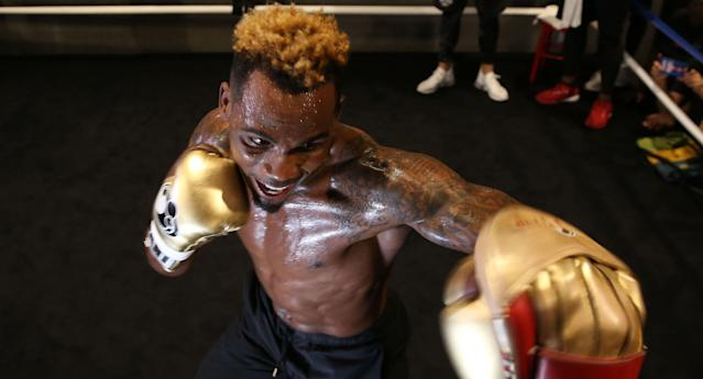 Jermell Charlo probably has a better insight on Trout than anyone who has ever faced him. (Getty Images)