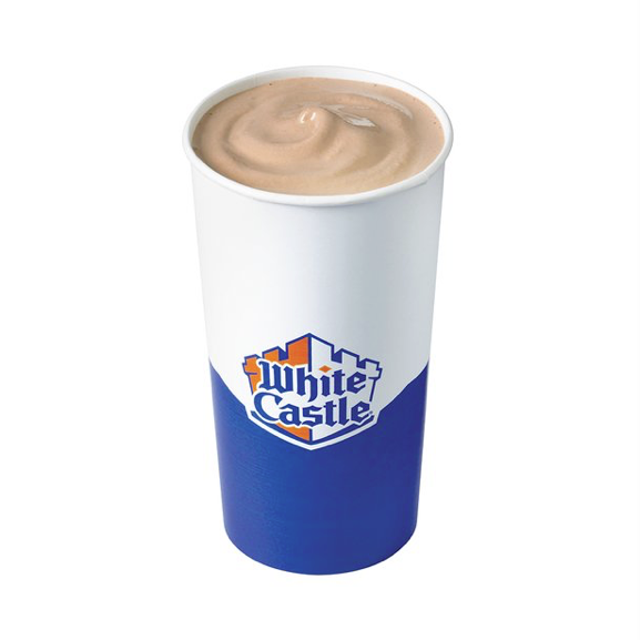 """<p><strong>Official Menu Description: """"</strong>However your Crave shakes out, we've got the perfect flavor just for you. Flavors may vary by Castle."""" - <a href=""""https://www.whitecastle.com"""" rel=""""nofollow noopener"""" target=""""_blank"""" data-ylk=""""slk:White Castle"""" class=""""link rapid-noclick-resp"""">White Castle</a><br></p><p><strong>Verdict:</strong> This shake is as basic as it can get. Made with a healthy dose of dairy and other essentials, the chocolate shake from White Castle is great if you're looking for a quick fix. Besides chocolate, you can get this in strawberry and vanilla. Frankly, there are better options available considering the flavors available taste as basic as your elementary school milk box. The shake is less flavorful than competitor offerings and lacks any White Castle signature (that can be found in items like the sliders). </p>"""