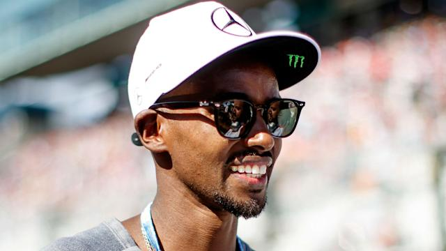 "German police have denied Mo Farah's allegations of ""racial harassment"" but the four-time Olympic champion is standing by his statement."