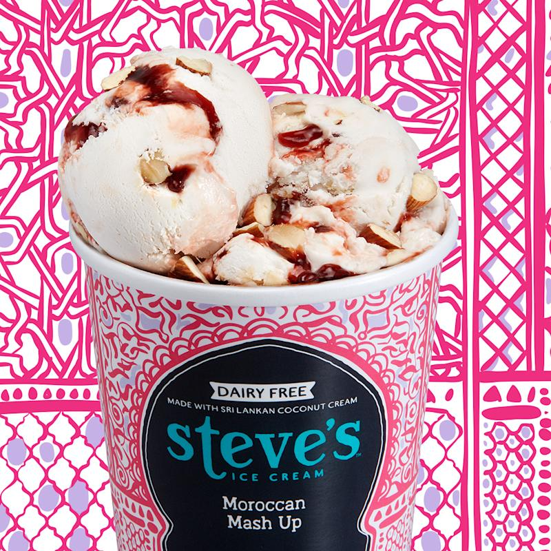 While exploring and engaging with Dan Lam's artwork at the ICA Boston, visitors can sample flavors of Steve's Ice Cream. Steve's Ice Cream is available in both ice cream and dairy-free flavors in the freezer department at select grocery retailers nationwide.