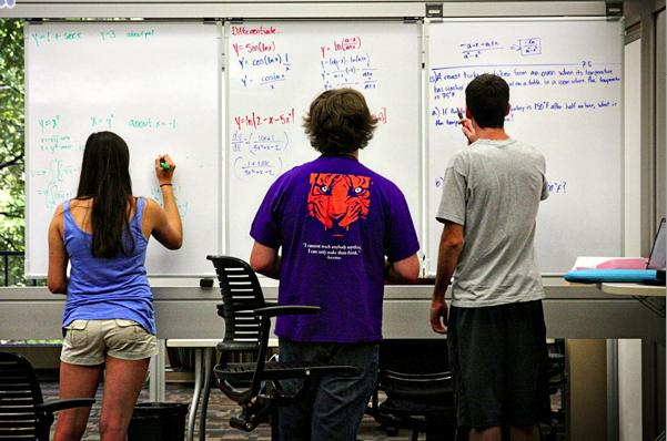 Students with Autism Gravitate Toward STEM Majors