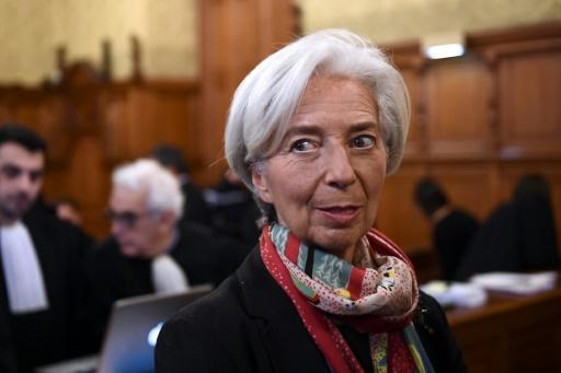 IMF's Lagarde found guilty of negligence by French court