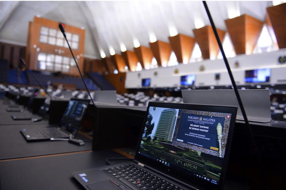 The special sittings are intended to provide explanations to MPs about the National Recovery Plan and to amend all the necessary laws and rules to enable hybrid Parliament sittings, and for the proclamations of Emergency and Emergency ordinances to be laid before Parliament. — Bernama pic