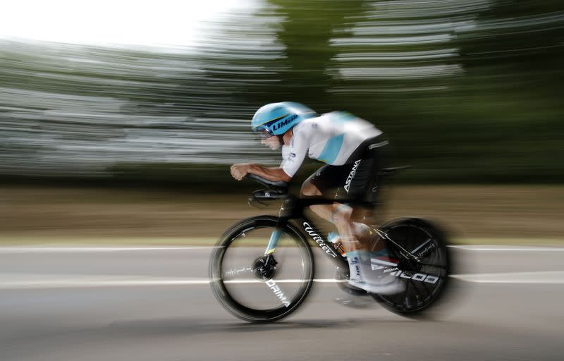 Cycling: Astana pull two riders from Giro due to COVID-19 concerns