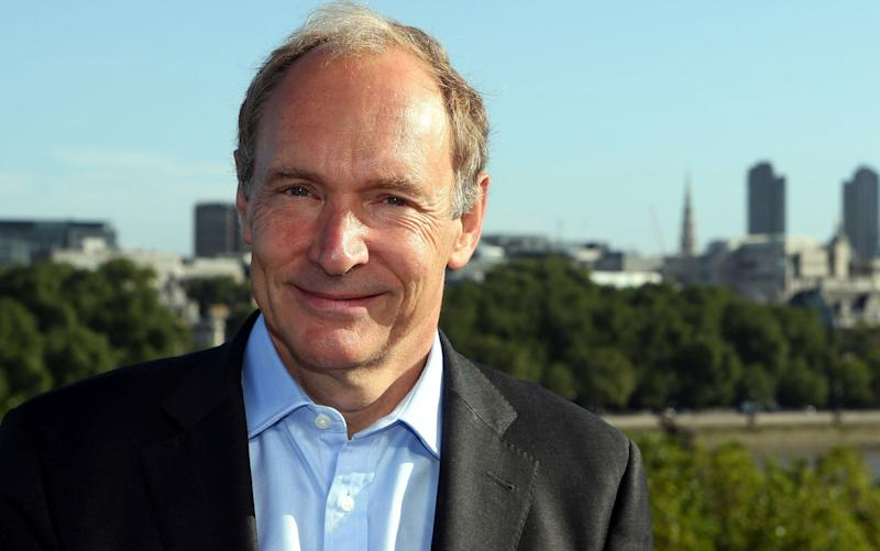 Sir Tim Berners-Lee also said misuse of data has created a 'chilling effect on free speech' - PA Archive/PA Images