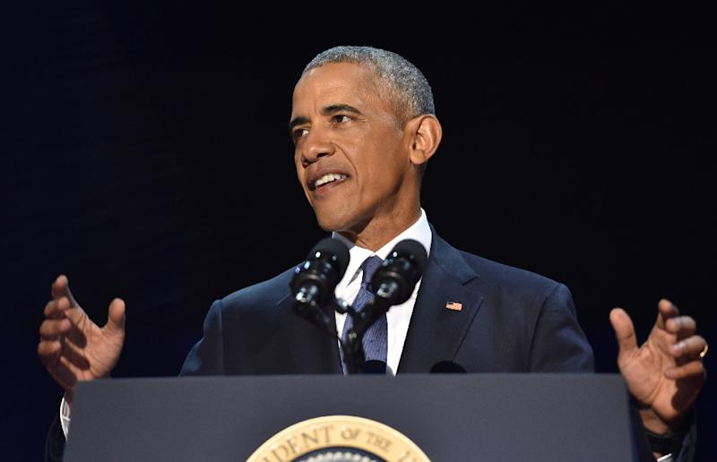 Obama Gives Final Weekly Address: 'We Can't Take Our Democracy for ..