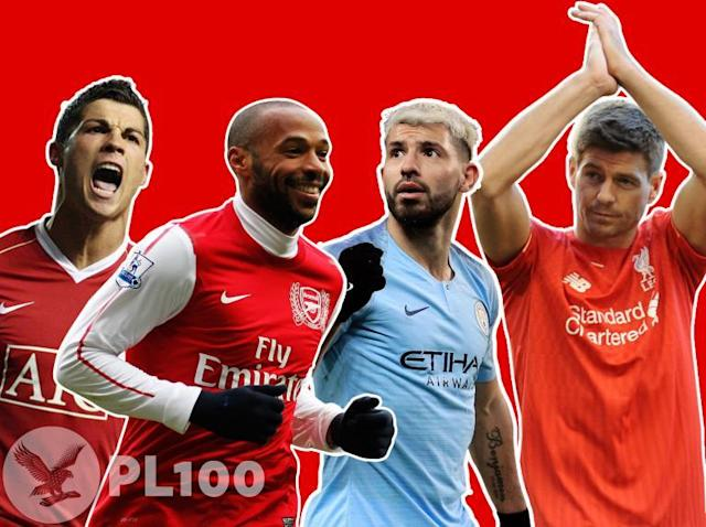 Premier League 100: Introducing our countdown to the best player of the modern era