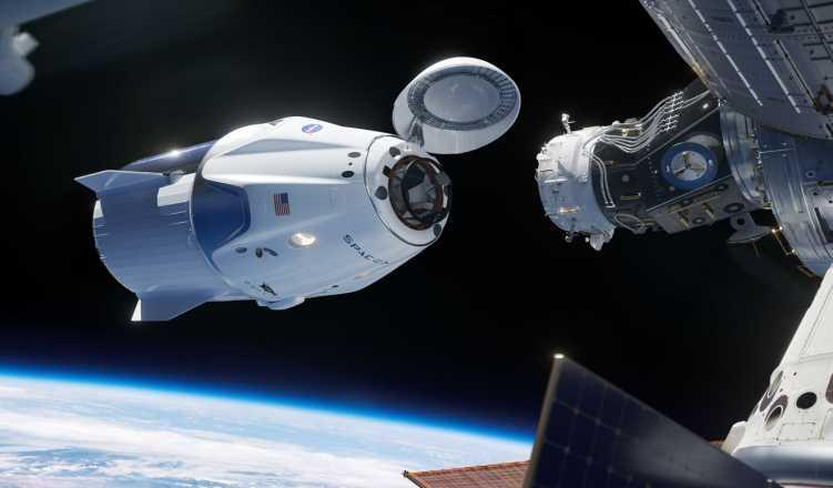 NASA's first SpaceX astronauts ready for 'messy camping trip' to space