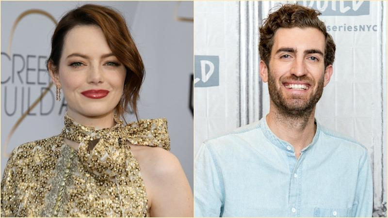 Emma Stone engaged to Saturday Night Live producer David McCary