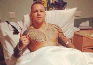 Ross Pearson Undergoes Successful Surgery, Already Making Plans for UFC Return