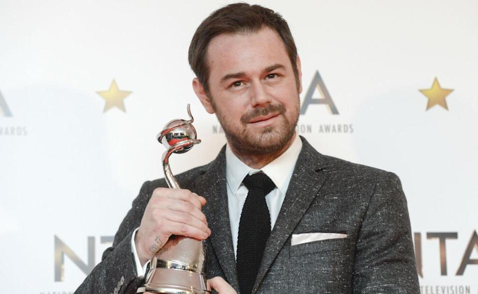 <p>Such has been the success of Danny Dyer on 'EastEnders', playing Queen Vic landlord Mick Carter, that the show sought to keep him contracted for three years in 2014. The deal was thought to be worth £400,000. Once the deal runs out next year, he could be in line for even more.</p>