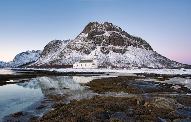 Gimsøy in Norway, where Frances faced her horse-riding fears - Luiskurtum@hotmail.com